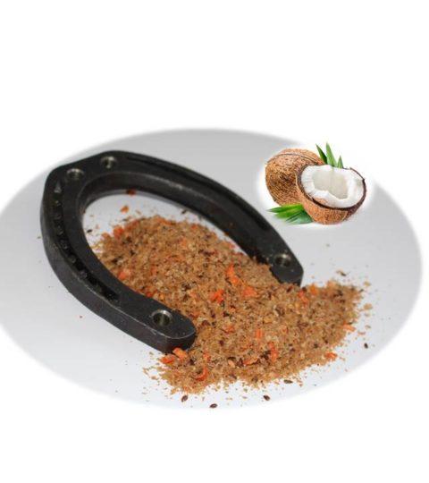 Weizenkleie/Karotte/Kokosöl