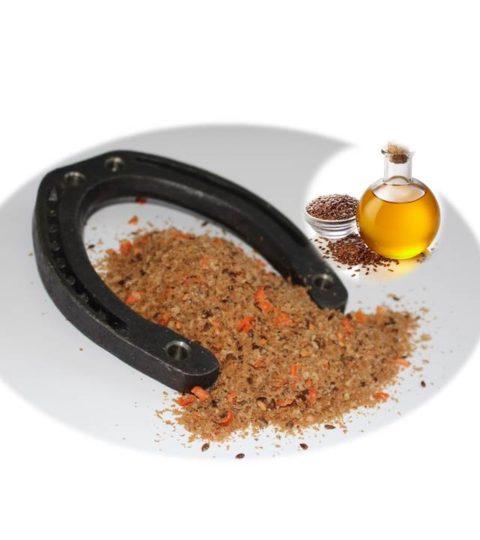 Weizenkleie/Karotte/Leinöl