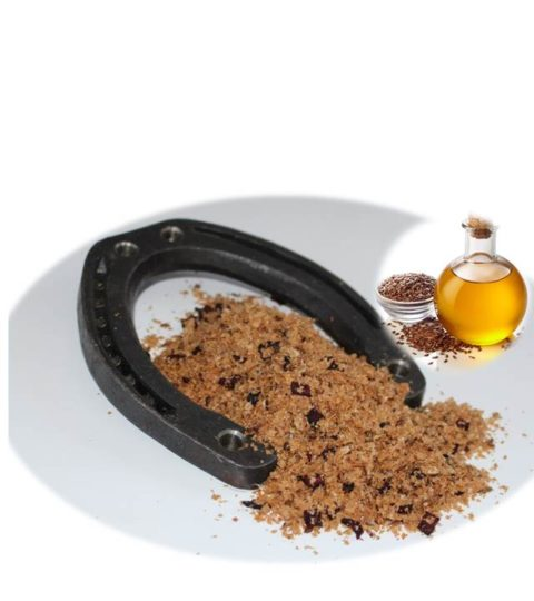 Weizenkleie/Rote Beete/Leinöl
