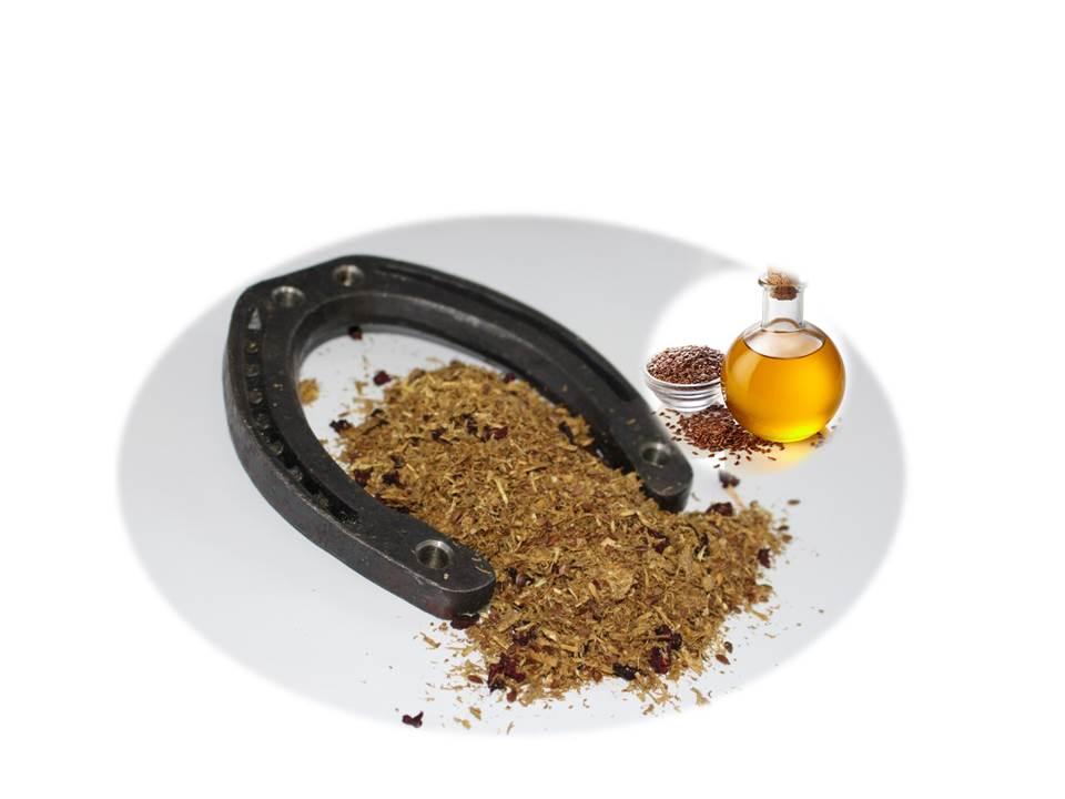 Heuersatz/Rote Beete/Leinöl